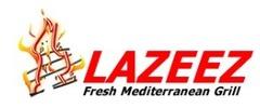 Lazeez Grill Logo