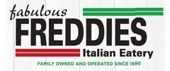 Fabulous Freddies Italian Eatery Logo