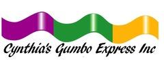 Cynthia's Gumbo Express Logo