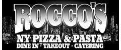 Rocco's NY Pizza and Pasta Logo