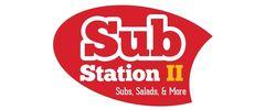 Sub Station II Logo
