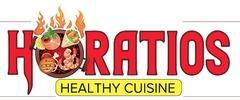 Horatio's Healthy Cuisine Logo