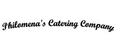 Philomena's Catering Company Logo