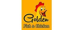 Golden Fish & Chicken Logo