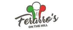 Ferraro's On The Hill Logo