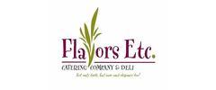 Flavors Etc Catering Logo