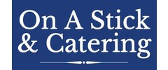 On a Stick and Catering Logo
