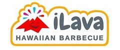 iLava Hawaiian BBQ Logo
