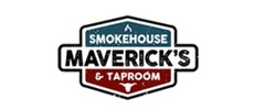 Maverick's Smokehouse and Taproom Logo