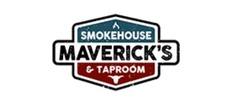 Maverick's Smokehouse and Taproom Logo