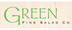 Green Fine Salad Co. Logo