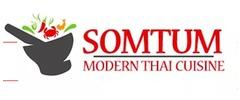Somtum Modern Thai Cuisine Logo