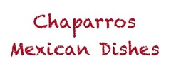 Chaparros Mexican Dishes Logo