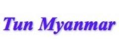 Tun Myanmar Burmese Food Catering Logo
