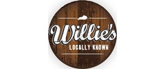 Willie's Locally Known Logo