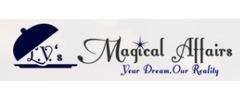 L.V's Magical Affairs Logo