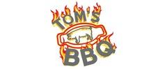 Tom's BBQ & Catering logo