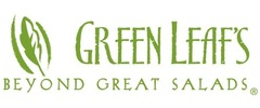 Green Leaf's Logo