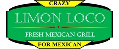 Limon Loco 24/7 Fresh Mexican Grill & Catering Logo