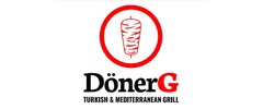 DonerG Turkish & Mediterranean Grill Logo