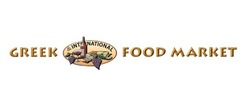 Greek International Food Market Logo