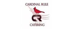 Cardinal Rule Catering Logo
