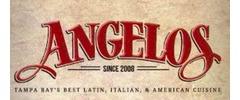 Angelos Deli Catering Logo