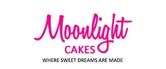 Moonlight Cakes Logo