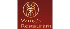 Wing's Restaurant Logo