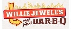 Willie Jewell's Old School Bar-B-Q Logo