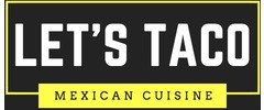 Let's Taco Mexican Cuisine Logo