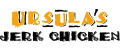 Ursula's Jerk Chicken Logo