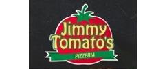 Jimmy Tomato's Pizzeria Logo
