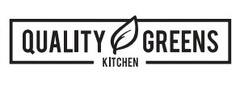 Quality Greens Kitchen Logo