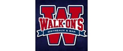 Walk-On's Sports Bistreaux Logo