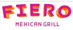 Fiero Mexican Grill Logo