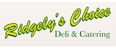Ridgely's Choice Deli & Catering Logo