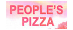 People's Pizza Logo