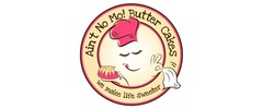 Aint No Mo Butter Cakes Mobile Cafe Logo