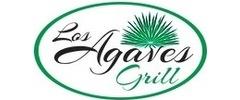 Los Agaves Grill logo