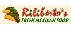 Riliberto's Fresh Mexican Food logo