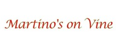 Martino's on Vine Logo