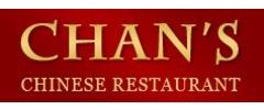 Chan's Chinese Restaurant Logo