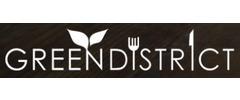 Green District Salads Logo