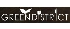 Green District Salads logo