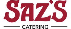 Saz's Catering Logo