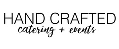Hand Crafted Catering and Events Logo