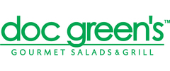 Doc Green's Gourmet Salads and Grill logo
