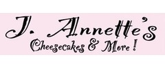 J. Annette's Cheesecakes Logo