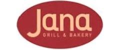 Jana Grill & Bakery Logo